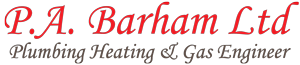 Pete Barham Ltd Logo